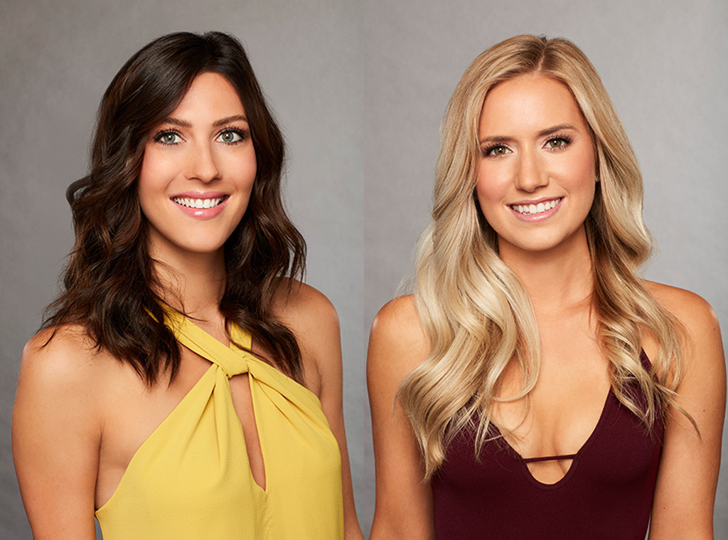 Becca, Lauren B., The Bachelor