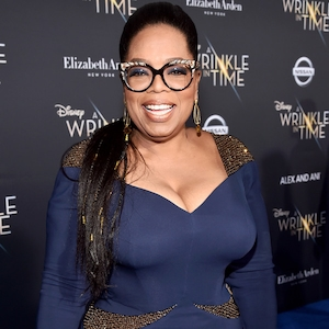 Oprah Winfrey, A Wrinkle in Time Premiere