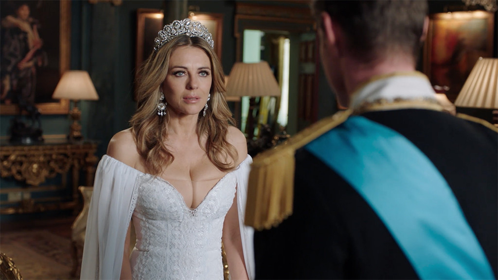 The Royals 401, Elizabeth Hurley