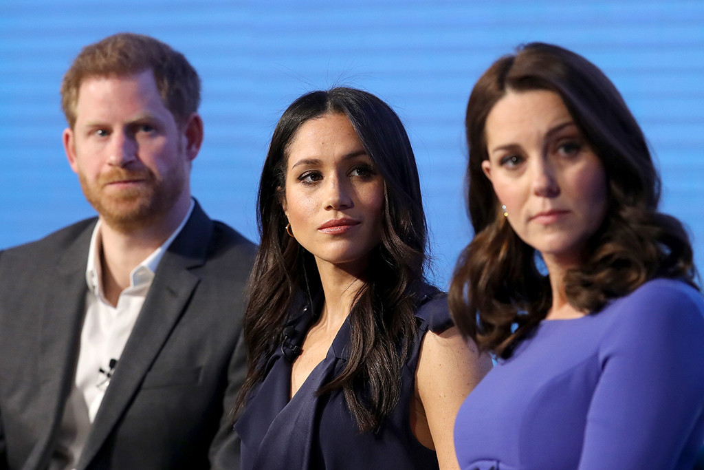 Prince Harry, Meghan Markle, Kate Middleton