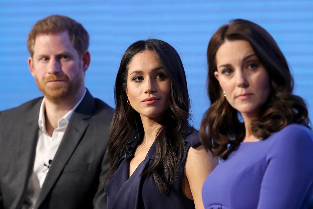 Prince Harry, Meghan Markle, Kate Middleton