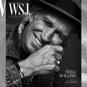 Keith Richards, WSJ. Magazine