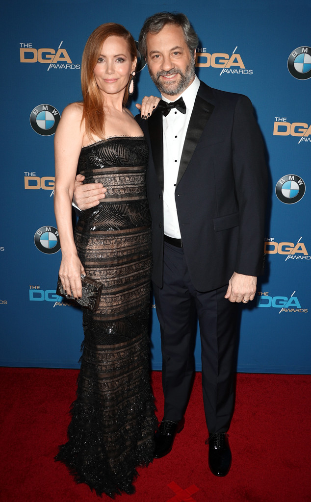 Leslie Mann, Judd Apatow, 2018 Directors Guild Awards