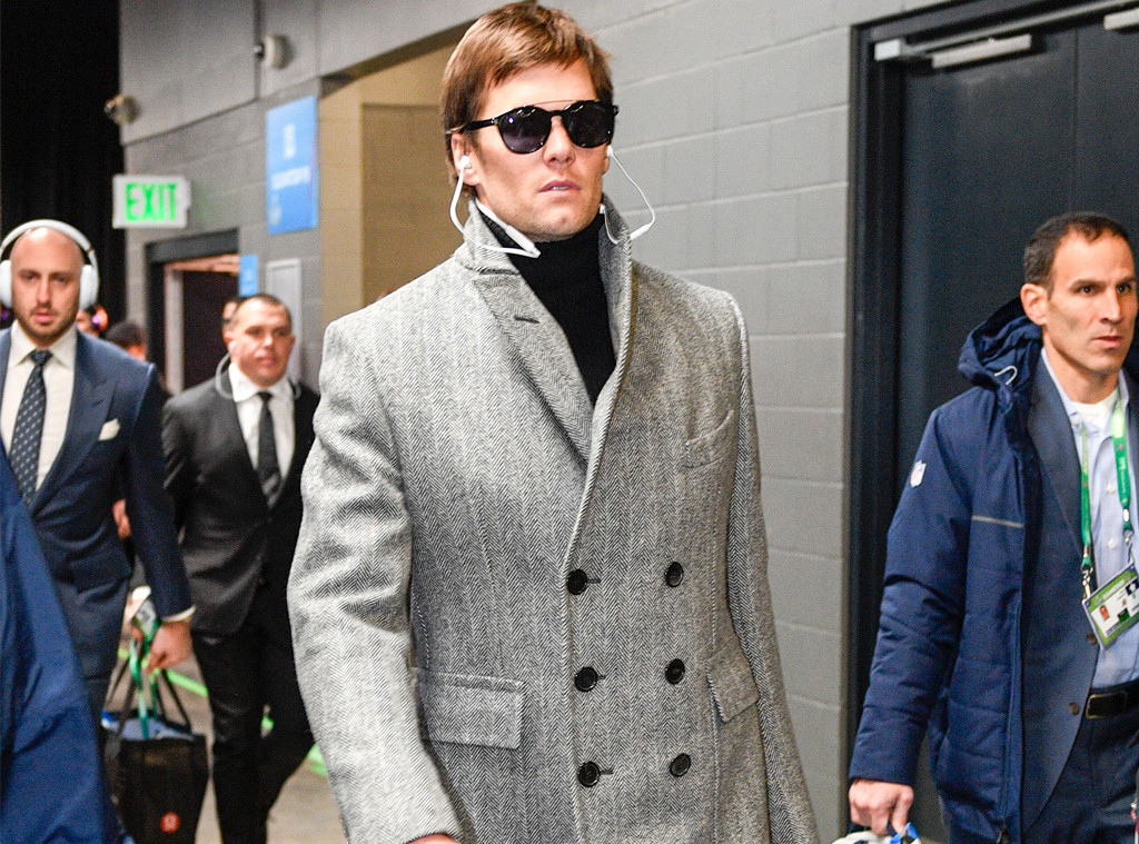 Tom Brady Outfit