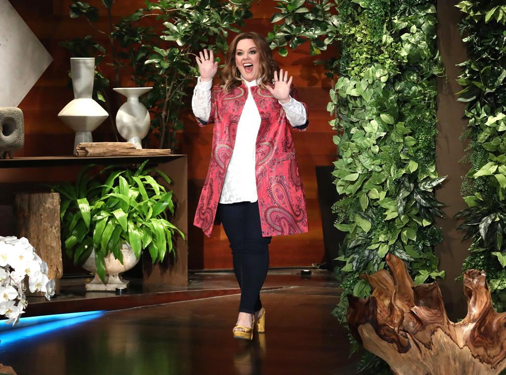 Melissa McCarthy, The Ellen Degeneres Show