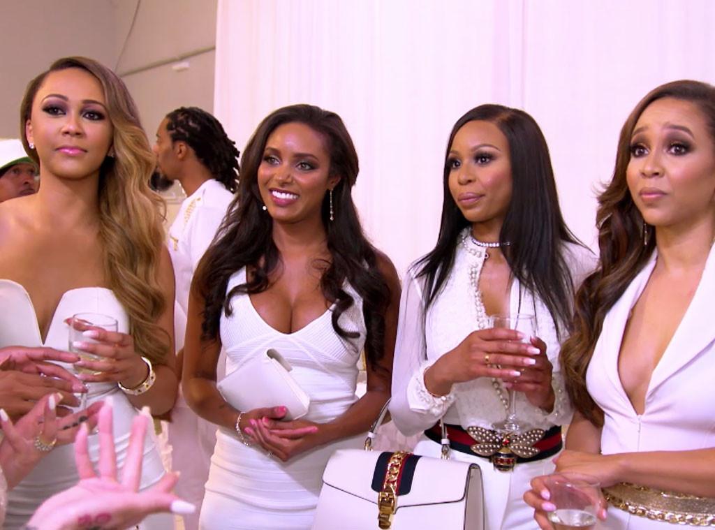 Ariel Anderson, Kesha Norman, Brandi Rhodes, Kierra Douglas, WAGS Atlanta 108