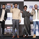 <i>Black Panther</i> Cast's Red Carpet Fashion