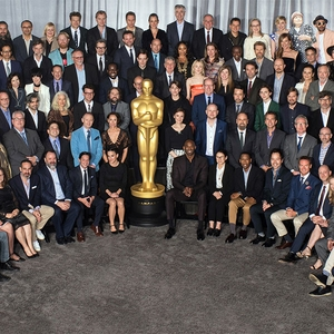 2018 Oscar Nominee Luncheon, Class Photo