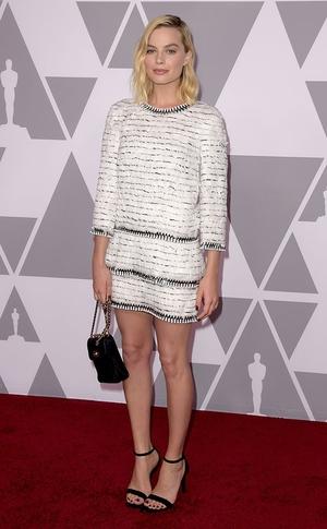 Margot Robbie, Oscar Nominees Luncheon