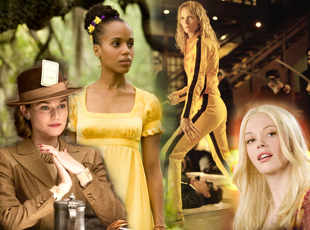 Quentin Tarantino, Leading Ladies