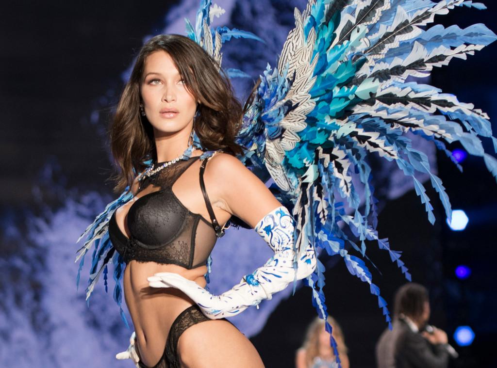 ESC: Bella Hadid, Model-Fit