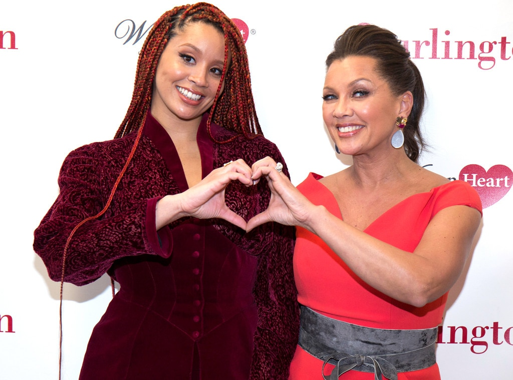 Stars Celebrate Valentine's Day 2018