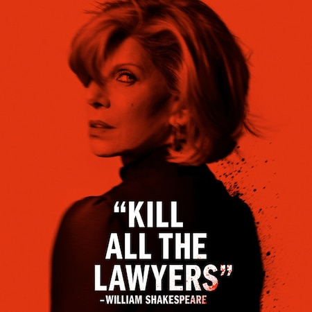 """rs 600x600 180206063110 600.the good fight season 2.ch.020618 - The Good Fight Season 2 Trailer Promises an """"Insane"""" World Full of Comedy, defamation and death"""