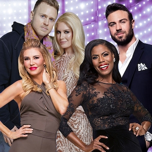 Full Time Reality Stars, Omarosa, Brandi Glanville, Chad Johnson, Heidi Montag, Spencer Pratt
