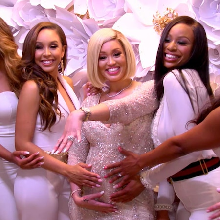 rs 600x600 180206104422 TelliBump600  - Telli Swift Gets Her Dream Proposal and Kaylin Jurrjens Considers Motherhood on the Season Finale of WAGS Atlanta
