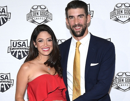 Michael Phelps and Nicole Johnson Welcome Baby No. 2
