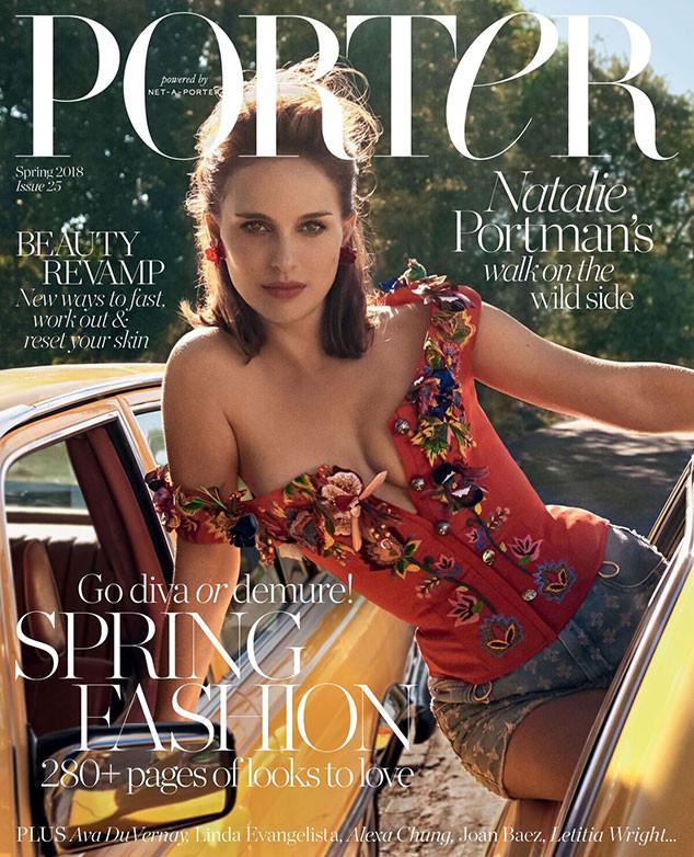 Natalie Portman, Porter Magazine