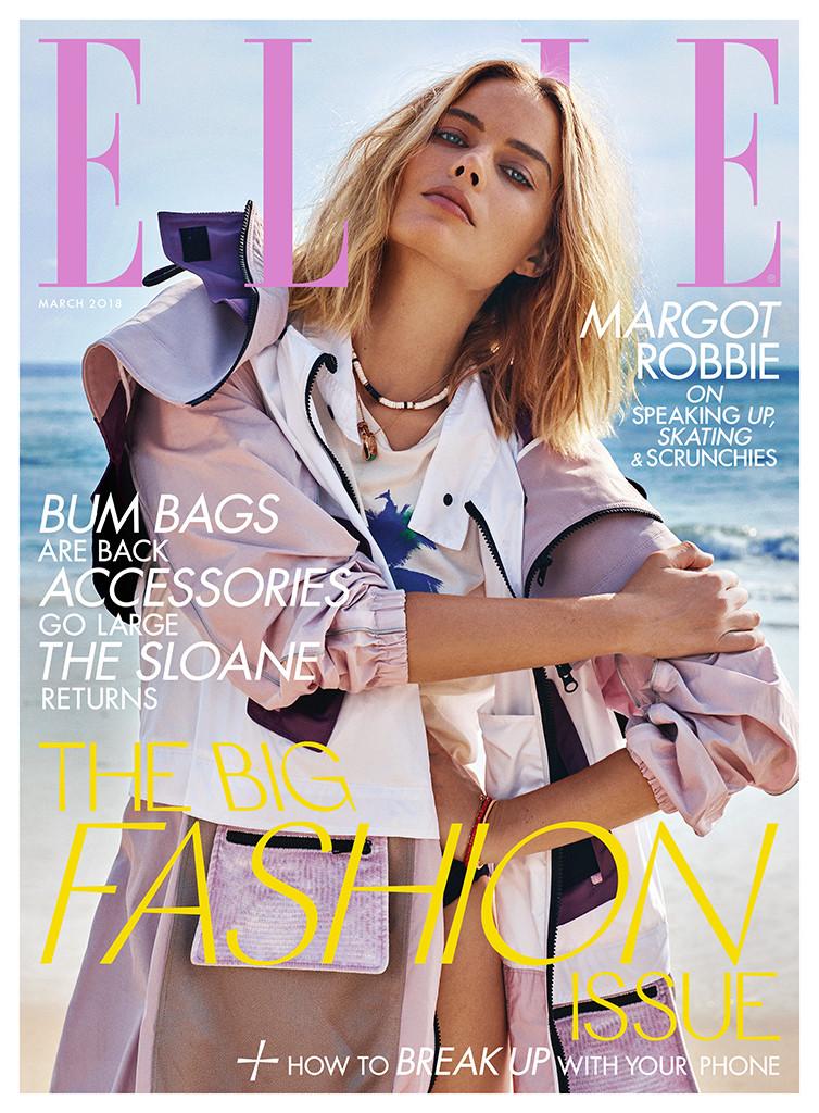 Margot Robbie, Elle UK