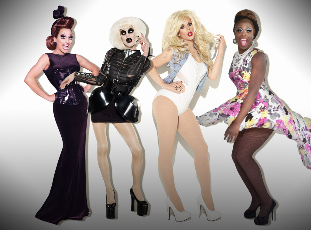 RuPaul's Drag Race Top 20 Queens