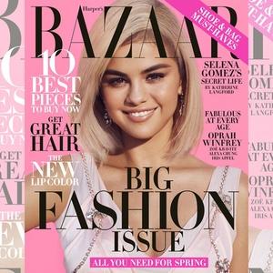 Selena Gomez, Harper's Bazaar