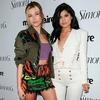Hailey Baldwin, Kylie Jenner