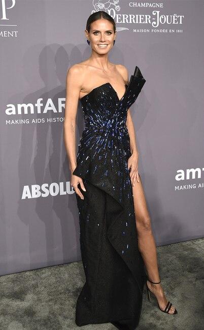 Heidi Klum, amfAR Gala