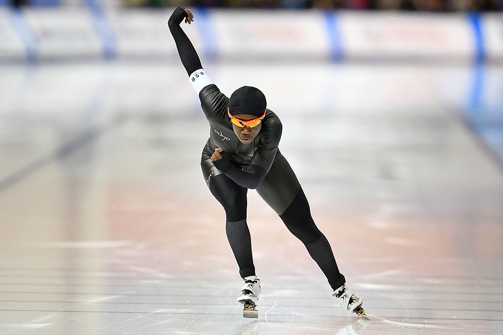 Erin Jackson, Team USA, Winter Olympics