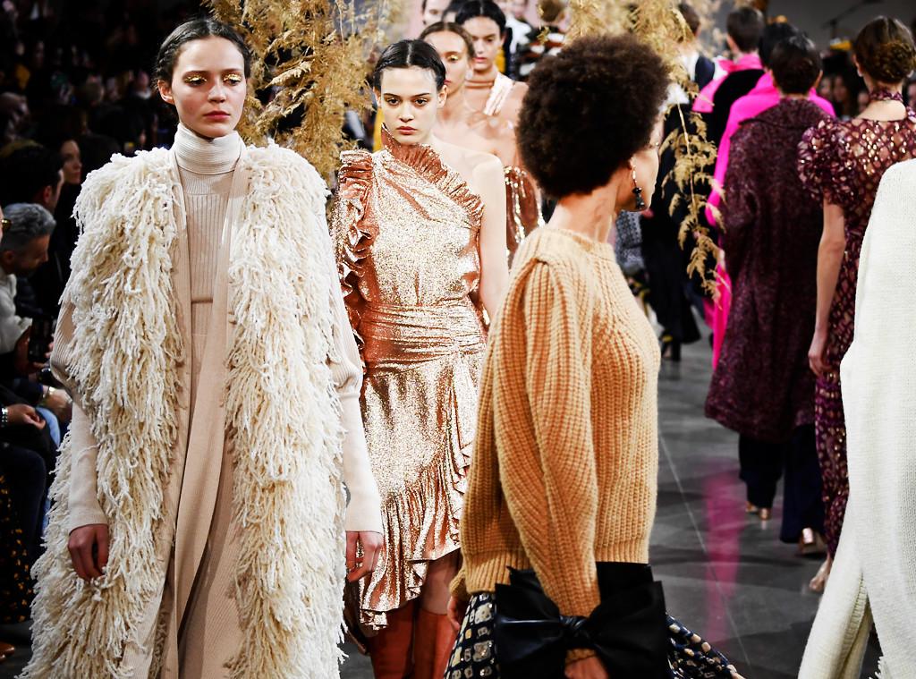ESC: NYFW Best Looks Winter 2018, Ulla Johnson