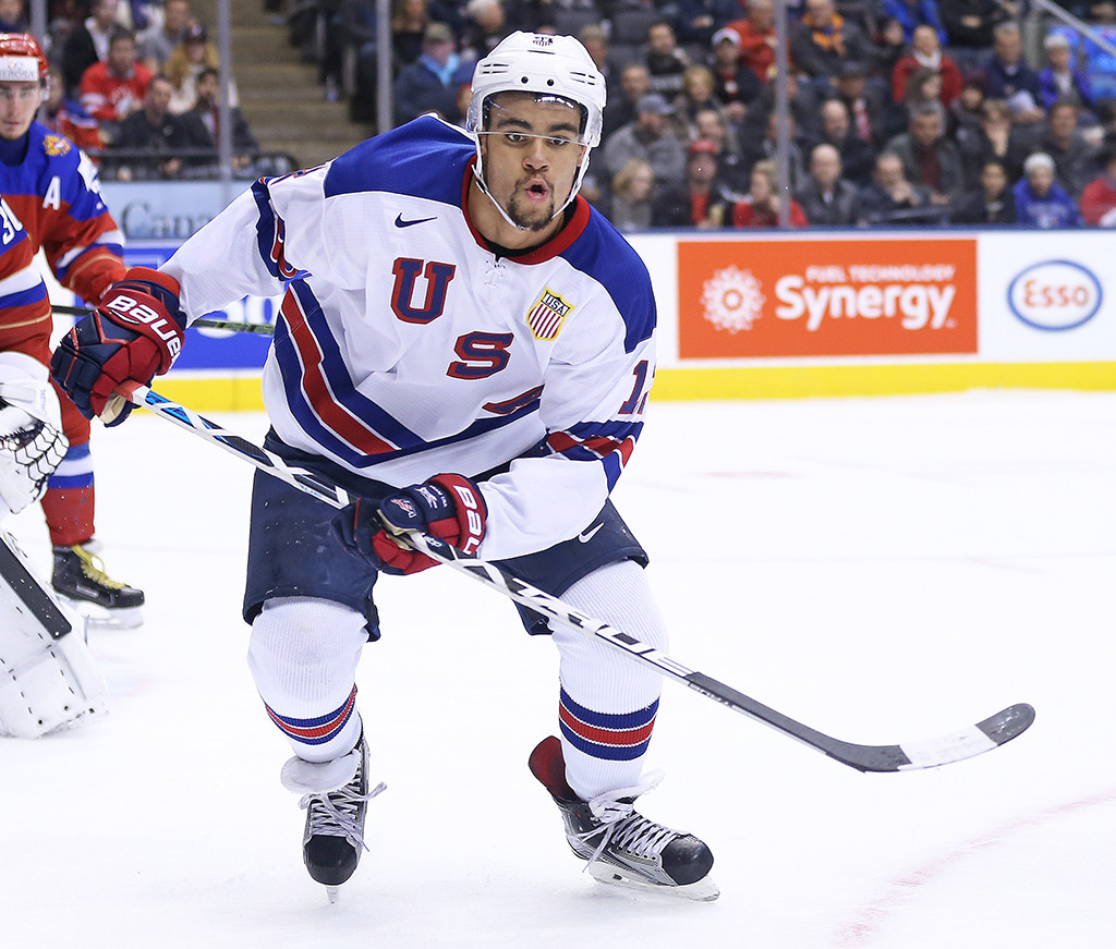 Jordan Greenway, Team USA, Winter Olympics