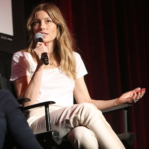 Jessica Biel, The 2018 MAKERS Conference Day 2