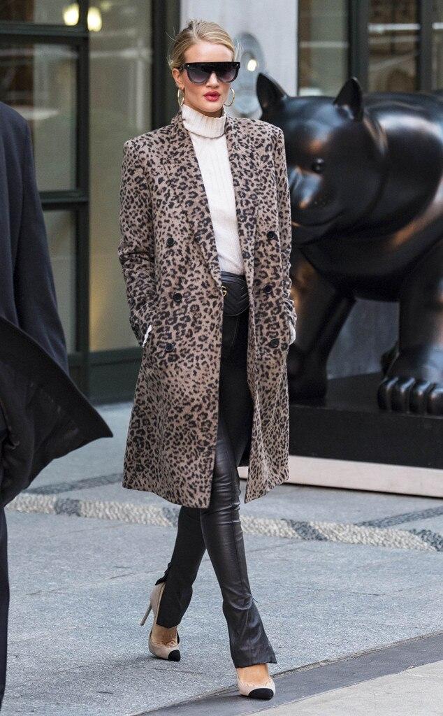 Rosie Huntington-Whitely -  Pure fashion!