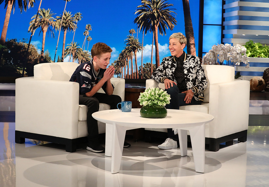 Ryan McKenna, The Ellen DeGeneres Show