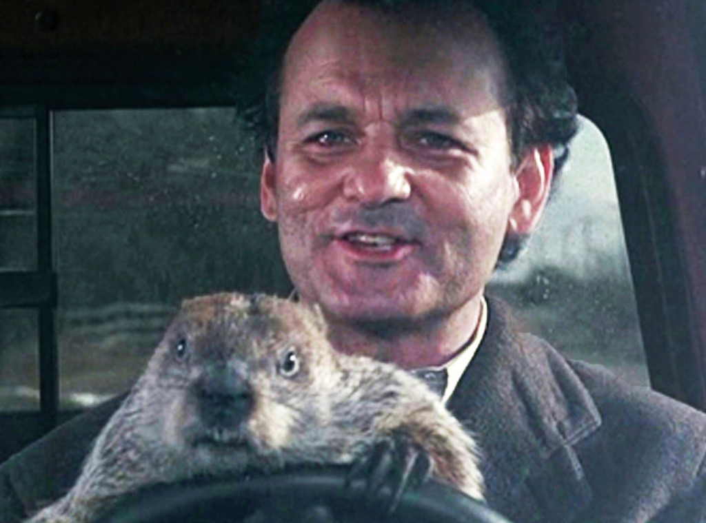 Groundhog Day, Bill Murray