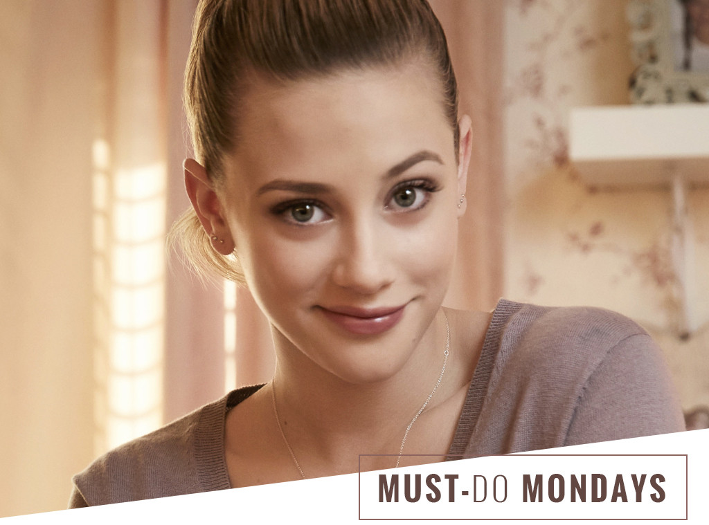 ESC: Must do Monday, Lili Reinhart