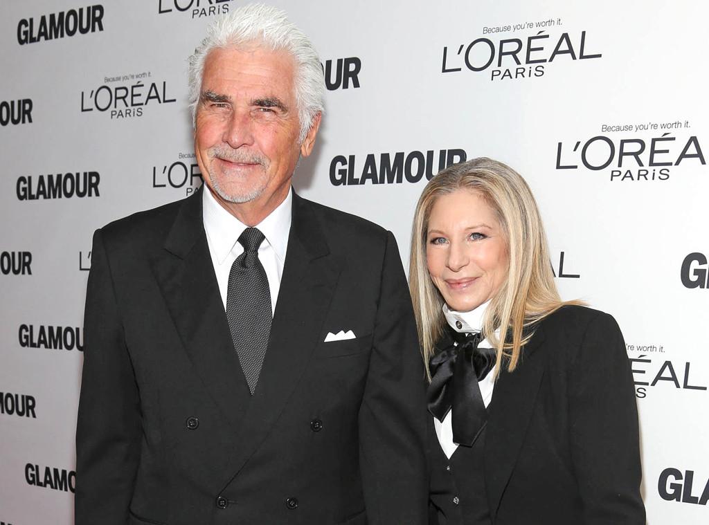 Barbra Streisand, James Brolin