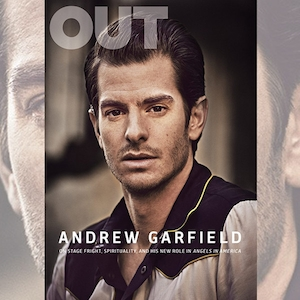 Andrew Garfield, OUT