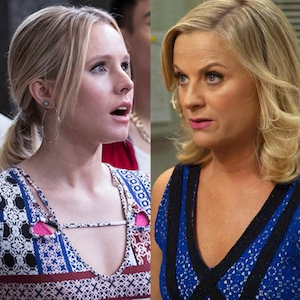 The Good Place, Parks & Recreation, Kristen Bell, Amy Poehler