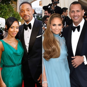 George Clooney, Amal Clooney, Jennifer Lopez, Alex Rodriguez