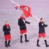 Bermuda, 2018 Winter Olympics, Opening Ceremony