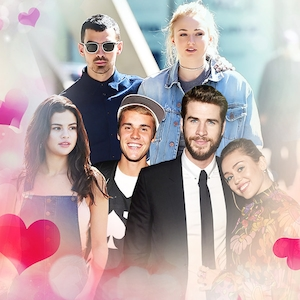 Couples Week, Young Love, Selena, Justin, Miley, Liam, Brooklyn, Chloe, Joe, Sophie