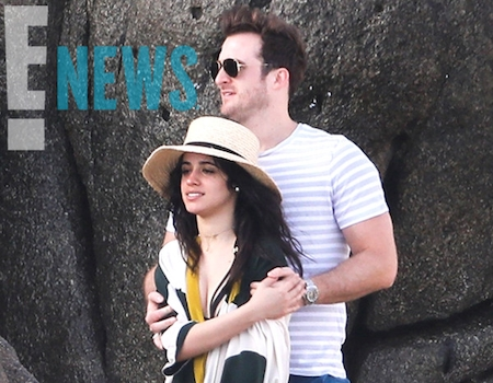 Camila Cabello And Dating Coach Matthew Hussey Pack On The