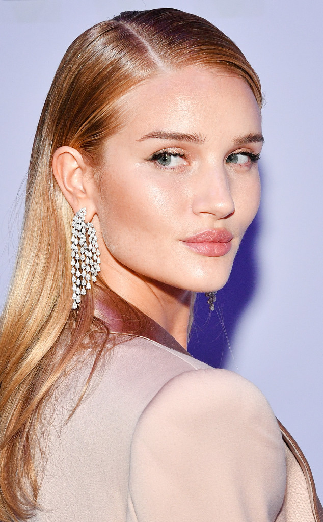 ESC: Rosie Huntington-Whiteley, Beauty