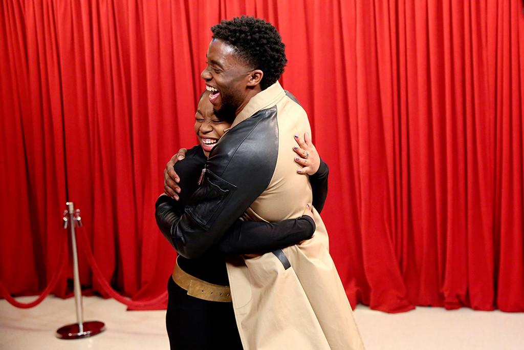 Chadwick Boseman, The Tonight Show Starring Jimmy Fallon