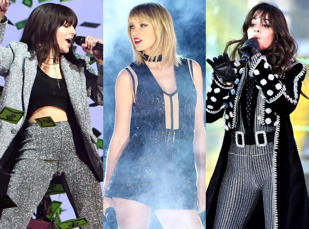 Taylor Swift taps Camila Cabello, Charli XCX as tour openers