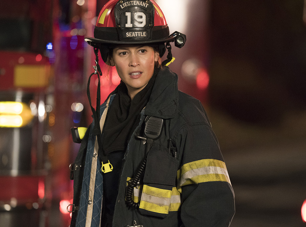 Station 19, Jaina Lee Ortiz