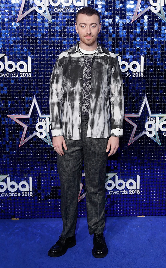 Sam Smith, 2018 Global Awards