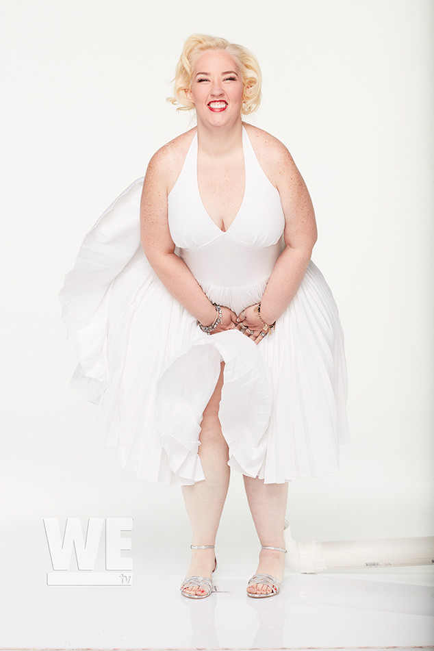 Mama June, From Not to Hot, Marilyn Monroe, Photo Shoot