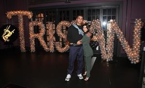 Kourtney Kardashian, Younes Bendjima, Tristan Thompson, Birthday