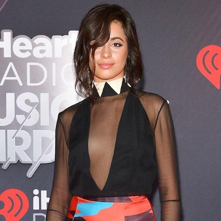 rs 600x600 180311155229 600.Camila Cabello iHeartRadio Music Awards.ms.031118 - iHeartRadio Music Awards 2018 Red Carpet Fashion: See Every Look as destiny Arrive