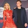 Paris Hilton, Chris Zylka, 2018 iHeartRadio Music Awards